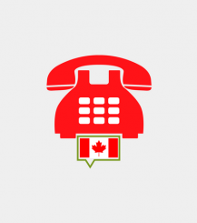 Canada toll-free number