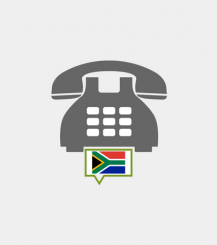 South Africa national number